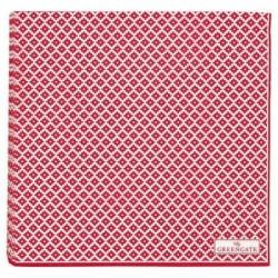 Serviettes en papier - Greengate - Judy red