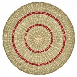 Set de table rond - Greengate - Nora red