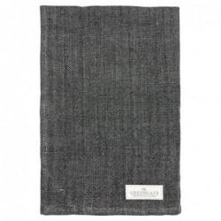 Torchon - Greengate - Heavy linen dark grey