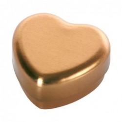 Mini boite coeur - Maileg - dorée