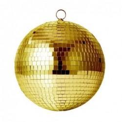 Boule à facettes - Disco Ball S - Rice - Dorée