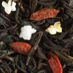 Thé noir parfumé - Dammann Freres - Granola d'hiver - 100g