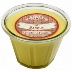 Bougie parfumée - Mangue  - Comptoir de Famille