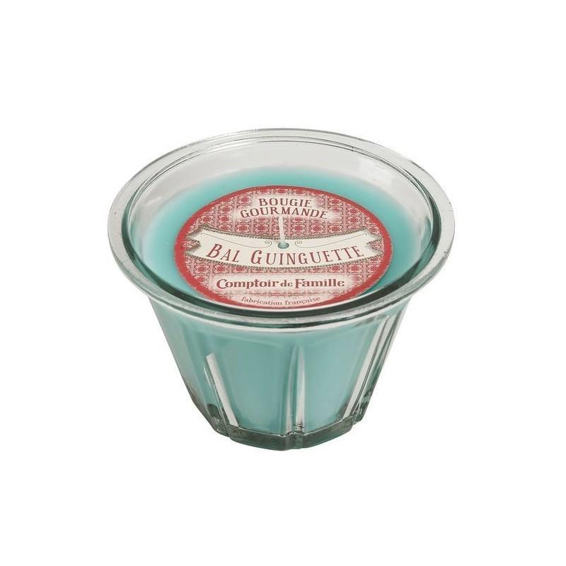 Bougie parfumée - Bal guinguette - Comptoir de Famille