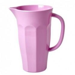 Pichet Mélamine - Rice - 1 L - Dark Pink