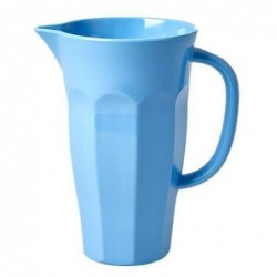 Pichet Mélamine - Rice - 1 L - Sky blue