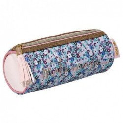 Trousse à crayons - Rice - Small Flower Blue