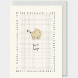 Carte postale - Dreamy - East of India - New baby