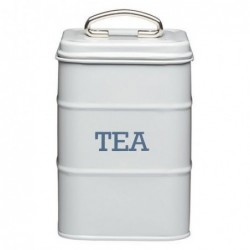 Boite à thé french grey - Living Nostalgia - Kitchen Craft