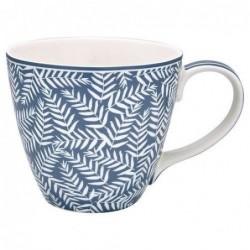 Mug - Greengate - Milla dark blue