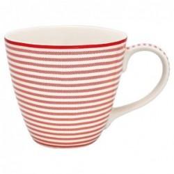 Mug - Greengate - Thea red