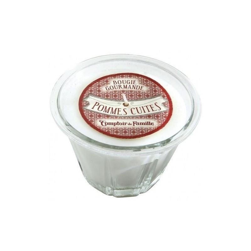 Bougie parfumée - Pommes Cuites - Comptoir de Famille