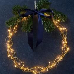 Guirlande lumineuse LED - Sirius - Knirke - 80L - Gold