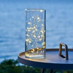 Guirlande lumineuse LED - Sirius - Maggie - 80L - Silver