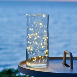 Guirlande lumineuse LED - Sirius - Maggie - 40L - Silver