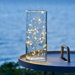 Guirlande lumineuse LED - Sirius - Maggie - 20L - Silver