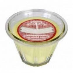 Bougie parfumée - Bonbon bergamote - Comptoir de Famille