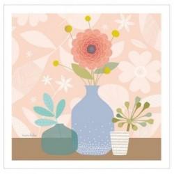 Affiche - Mini labo - Vase