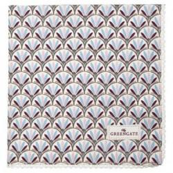 Serviette de table - Greengate - Victoria white