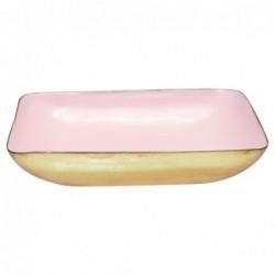 Petit plat carré - Greengate - Pale pink
