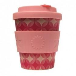 Travel Mug - Ecoffee cup - Round in yurkils - 250 ml