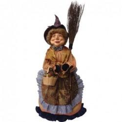 Sorcière - Witches of Pendle - Gertrude - Marron - 45 cm