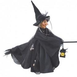 Sorcière - Witches of Pendle - Agatha - Noir - 50 cm