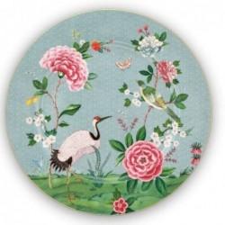 Assiette de présentation - Blushing Birds - Bleu - Pip Studio - 32 cm