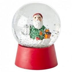 Boule à neige - Rice - Père Noël