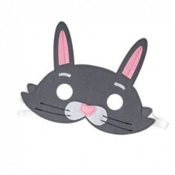 Masque - Rice - Lapin gris