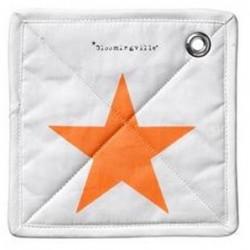 Manique Star - Bloomingville - Orange