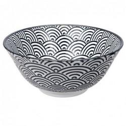 Bol Tayo - Tokyo Design - Nippon Black - Wave