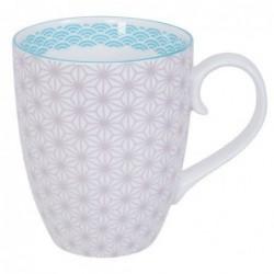 Mug - Tokyo Design - Star Wave - Purple