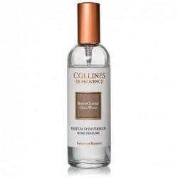 Parfum d'intérieur en spray - Bois d'Olivier - Collines de Provence - 100ml