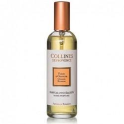 Parfum d'intérieur en spray - Fleur d'Oranger - Collines de Provence - 100ml