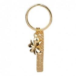 Porte clé doré - Lucky - Rader