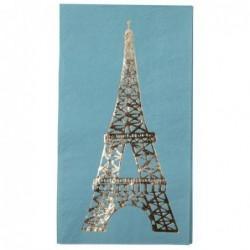 20 Serviettes en papier - Rice - Paris