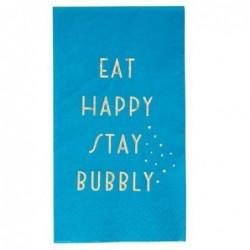 20 Serviettes en papier - Rice - Eat Happy