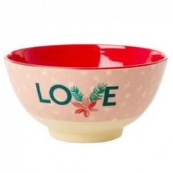 Bol Mélamine - Rice - Love