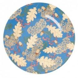Assiette plate Mélamine - Rice - Autumn & Acorns - 25 cm