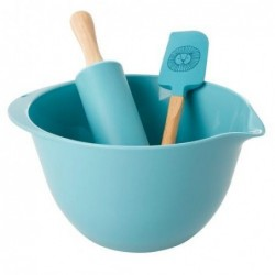 Set pâtisserie pour enfant - Rice - Bleu