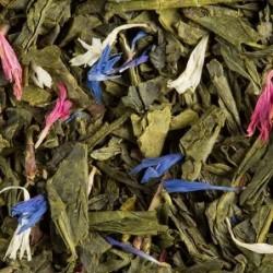 Thé vert parfumé - Dammann Frères - L'Oriental - 100g