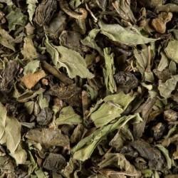 Thé vert parfumé - Dammann Frères - Touareg - 100g