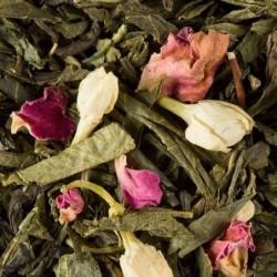 Thé vert parfumé - Damman Frères - Bali - 100g