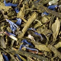 Thé vert parfumé - Damman Frères - Calabria - 100g