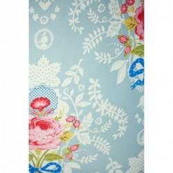 Papier peint Pip Studio Shabby Chic - Bleu - ref 313001