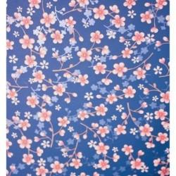 Papier peint Pip Studio Cherry Blossom - Dark blue - ref 313025