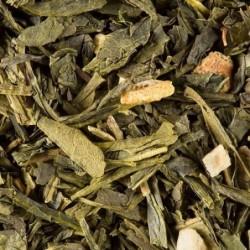 Thé vert parfumé - Dammann Frères - Christmas Tea Vert - 100g