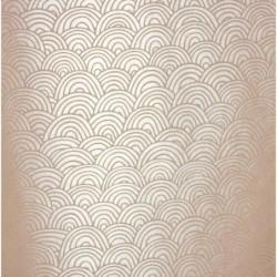 Papier peint Pip Studio Shangai Bows - Kaki - ref 313030
