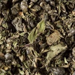 Thé vert parfumé - Dammann Frères - Thé à la Menthe - 100g